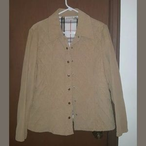 Women's Kim Rogers PXL Corduroy Coat/Jacket